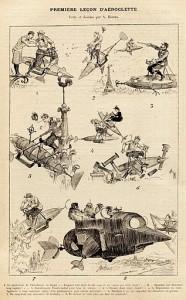 Albert Robida - Le vingtième siècle - 1882