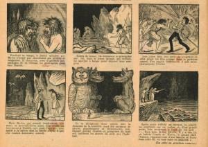 Quand l'imaginaire merveilleux prend le dessus : des statues géantes d'animaux sur le chemin de la sorcière