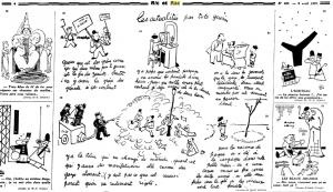 La grève vue par Toto Guérin (1937)