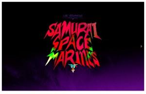 loic-secheresse_samourai-space-marines_2015