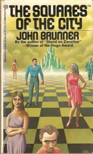 Comment résister au plaisir de diffuser cette couverture si 60's du roman de Brunner ?